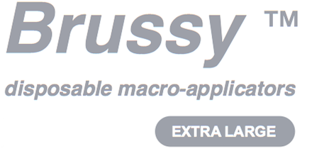 Brussy Macro-applicators